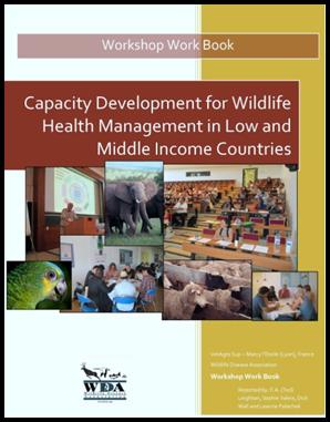 Capacity Development for Wildlife Health Management
