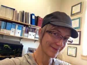 Veterinary Pathologist Dr. Emily Jenkins