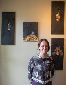 Artist, Ashley Anne Clark